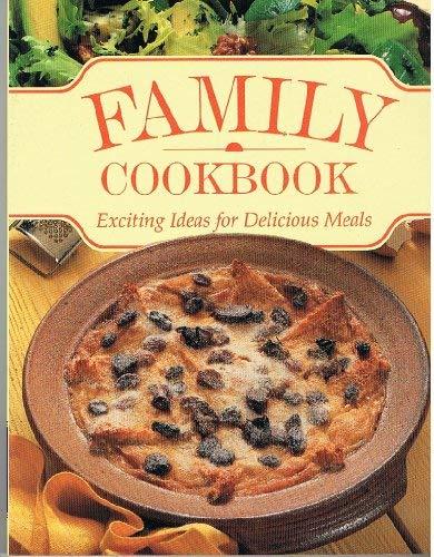 Family Cookbook: n/a