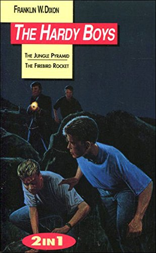 9780752509426: THE HARDY BOYS: THE JUNGLE PYRAMID AND THE FIREBIRD ROCKET.