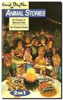 9780752509860: Six Cousins at Mistletoe Farm / Six Cousins Again