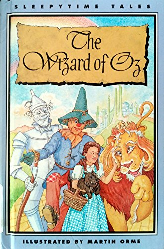 Wizard of Oz (Sleepytime Tales) (9780752512518) by L. F. Baum