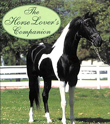 The Horse Lovers Companion: Draper, Judith