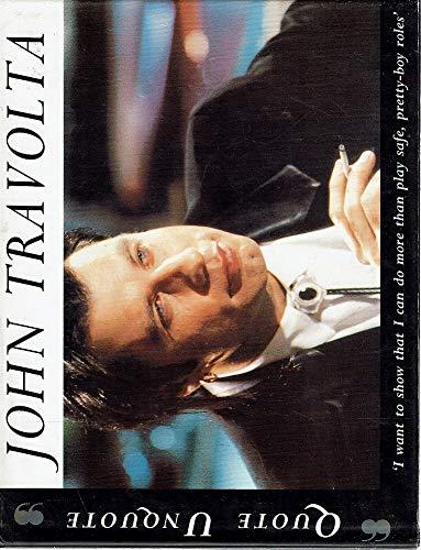 9780752516028: John Travolta Quote Unquote