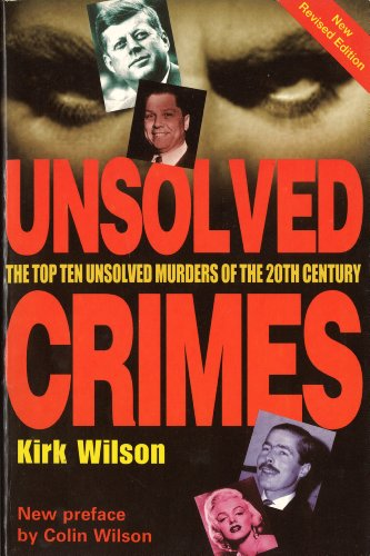 9780752516271: Unsolved Crimes