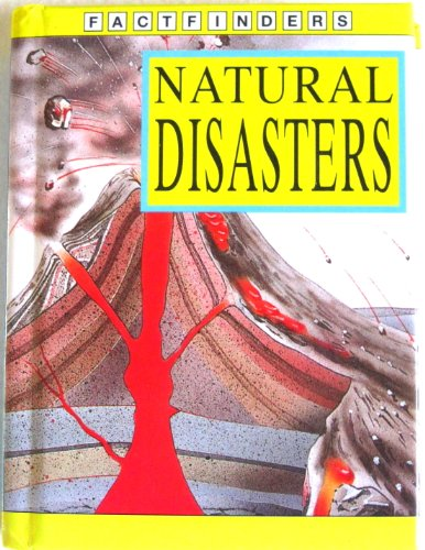 9780752516738: Natural Disaster (Factfinders)