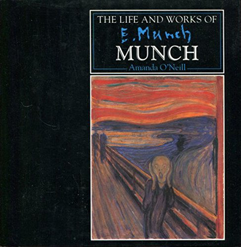 9780752516905: The Life and Works of Munch
