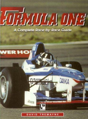 Formula One: The Championship : A Complete: Tremayne, David