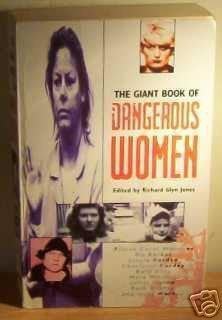 9780752518435: THE GIANT BOOK OF DANGEROUS WOMEN