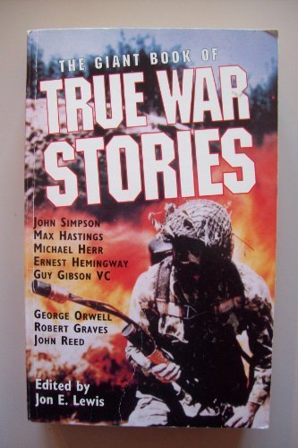 9780752518459: THE GIANT BOOK OF TRUE WAR STORIES.