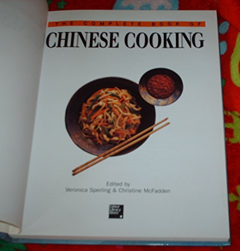 9780752520575: The Complete Book of Chinese Cooking