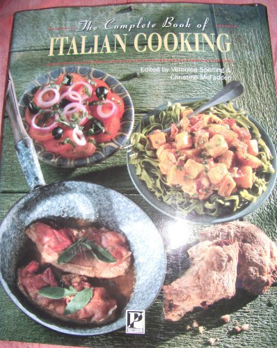 The Complete Book of Italian Cookery