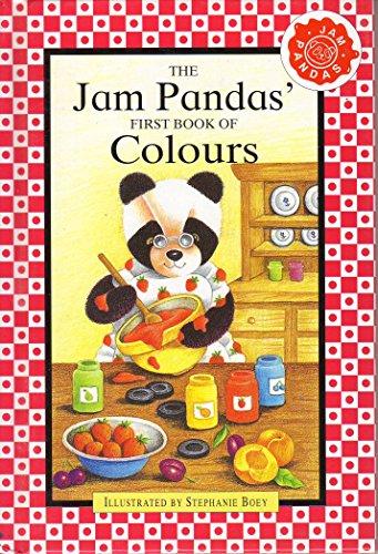 9780752520612: Jam Pandas First Book of Colours