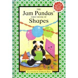 9780752520629: Jam Panda's First Book of Shapes