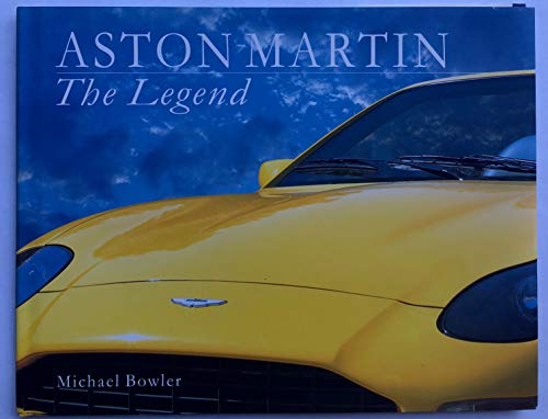 9780752520704: Aston Martin the Legend