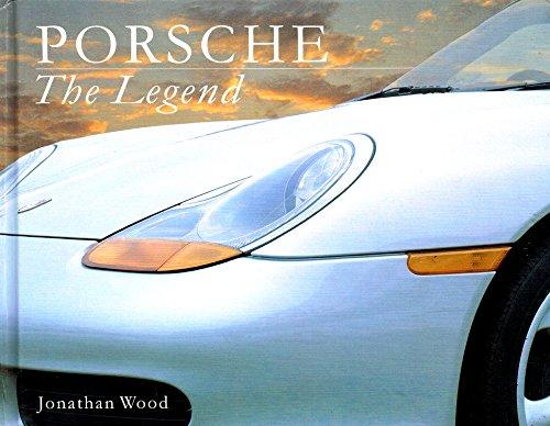 Porsche: Jonathan Wood