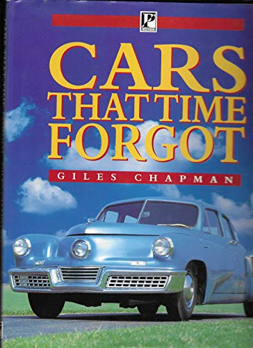 9780752520834: Cars That Time Forgot (Parragon Gift Books)