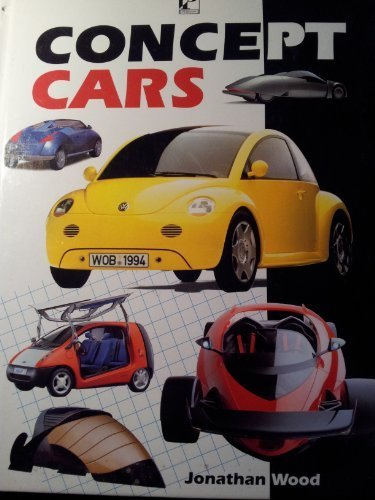 9780752520841: Concept Cars (Parragon Gift Books)