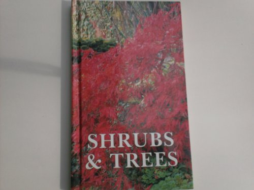 9780752521442: Shrubs and Trees