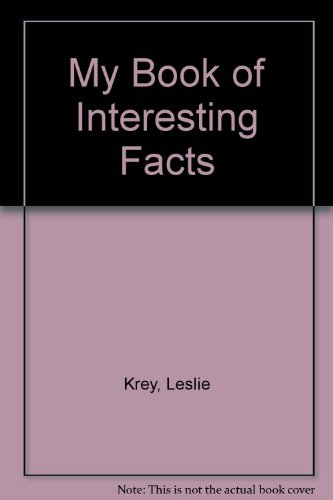 9780752523606: My Book of Interesting Facts