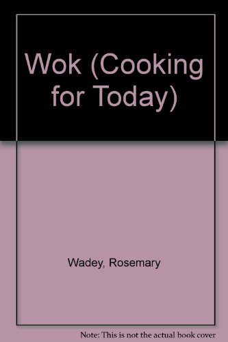 9780752528830: Wok (Cooking for Today) (English and Spanish Edition)