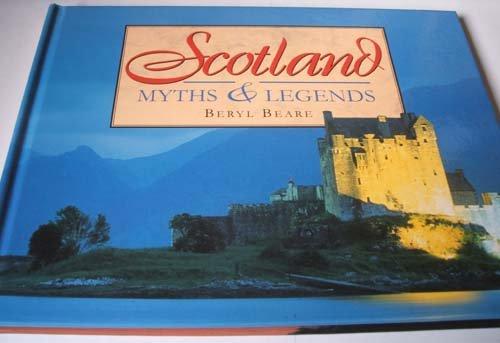 9780752529806: Scotland (Myths & Legends)
