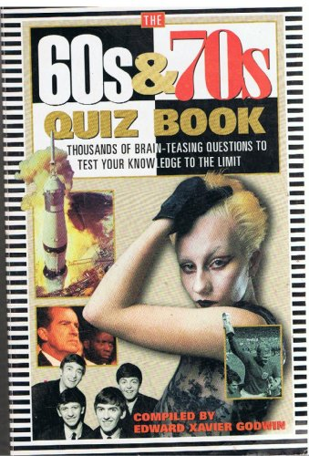 9780752529820: 60s and 70s Quiz (Quiz Books)
