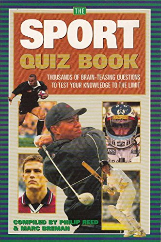 Sport Quiz (Quiz Books) (0752529838) by PHILIP REED