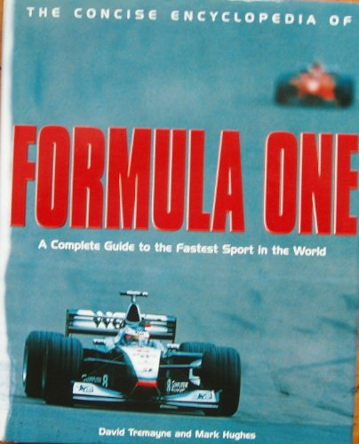 9780752530284: Formula One (Concise Encyclopaedias)