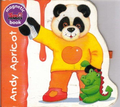 Andy Apricot (Jam Panda Magnets)