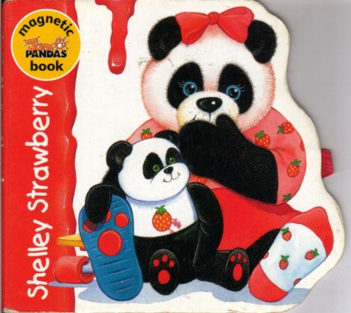 9780752531328: Shelley Strawberry (Jam Panda Magnets)
