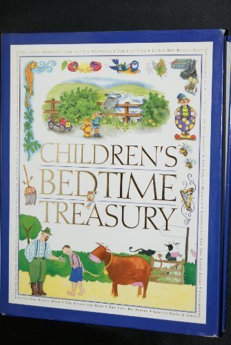 Children's Bedtime Treasury: Hall, Derek; Morris, Alison; Somerville, Louisa