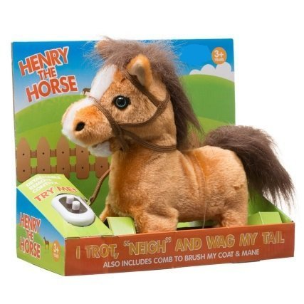 Henry the Horse (Squeaky Books): Whitman Publishing Company