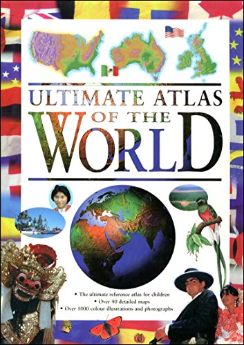 9780752532790: Ultimate Atlas of the World
