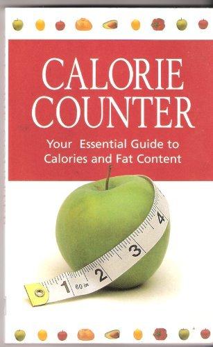9780752534206: Calorie Counter