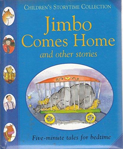 Jimbo Comes Home: Childrens Story Time