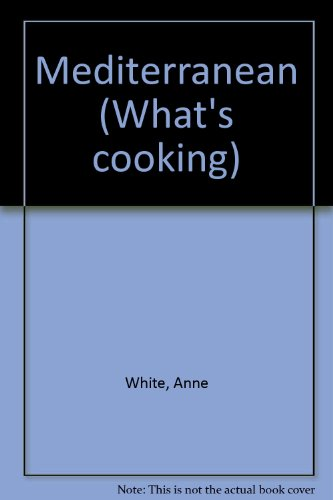 9780752540351: Mediterranean (What's Cooking)
