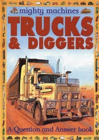 Trucks&Diggers (Mighty Machines)