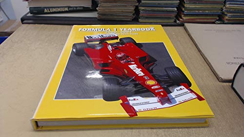 9780752547350: Formula One Yearbook: 2000-2001