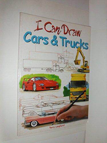 9780752556123: I Can Draw Cars & Trucks