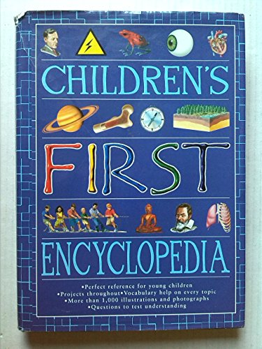 9780752556499: Children's First Encyclopaedia