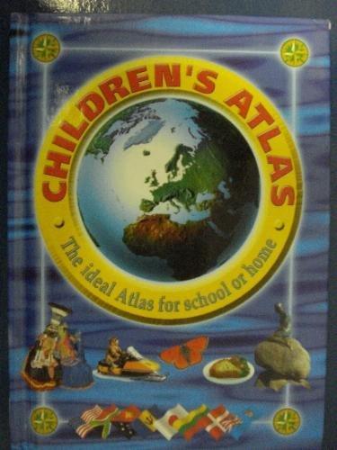 Children's Atlas the ideal atlas for school or home