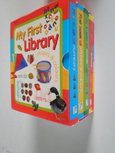 9780752563282: My First Library