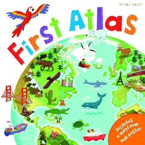 9780752563893: First Atlas