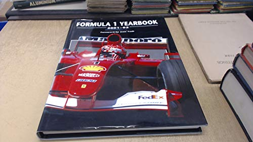 9780752566399: FORMULA ONE YEARBOOK: 2001-2002