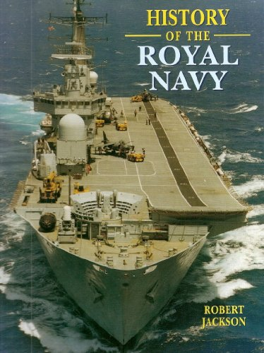 9780752566986: History of the Royal Navy (Coffee Table Books)