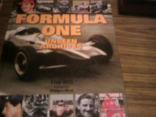 9780752570464: FORMULA ONE: UNSEEN ARCHIVES.