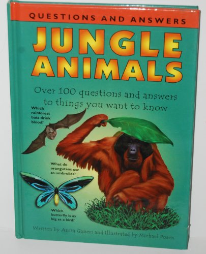 9780752572505: Jungle Animals (Mini Questions & Answers)