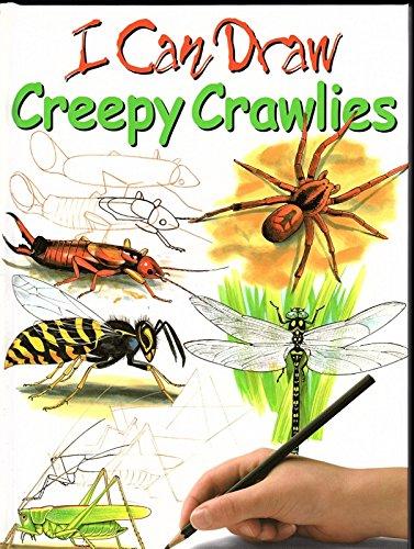 9780752572819: I Can Draw Creepy Crawlies