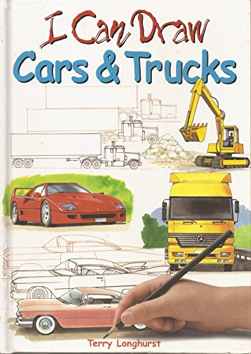 9780752572826: I Can Draw Cars and Trucks