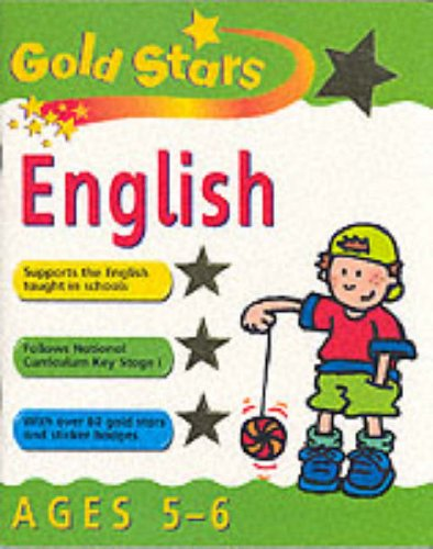 9780752573793: English 5-6 (Gold Stars Workbooks)
