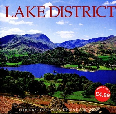 The Lake District (Magic & Mystery) (9780752574868) by Lucinda Avid W. Hawksley; David W. Jones; E.A. Bowness